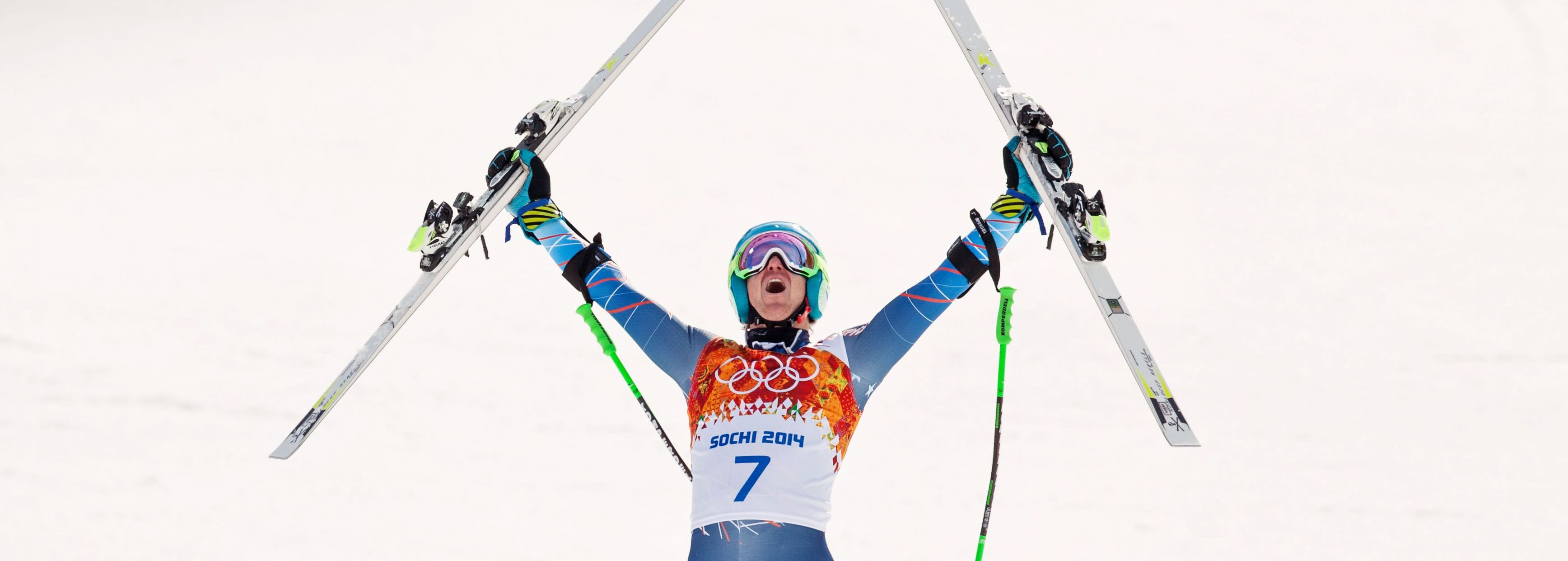 Ted Ligety to Miss Worlds