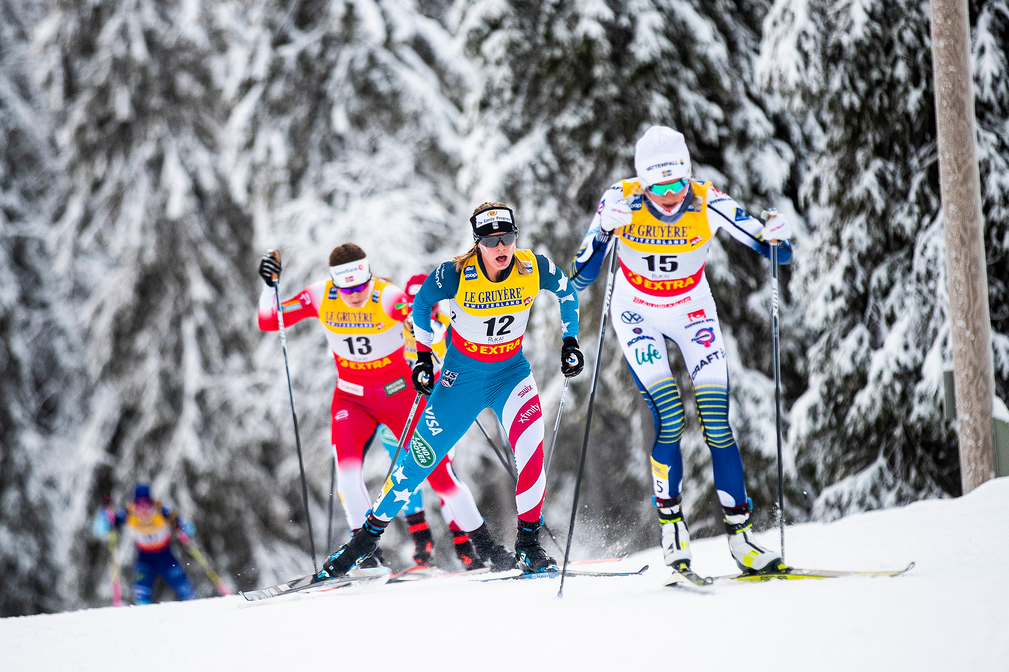 Cross Country International Continental Cup Criteria