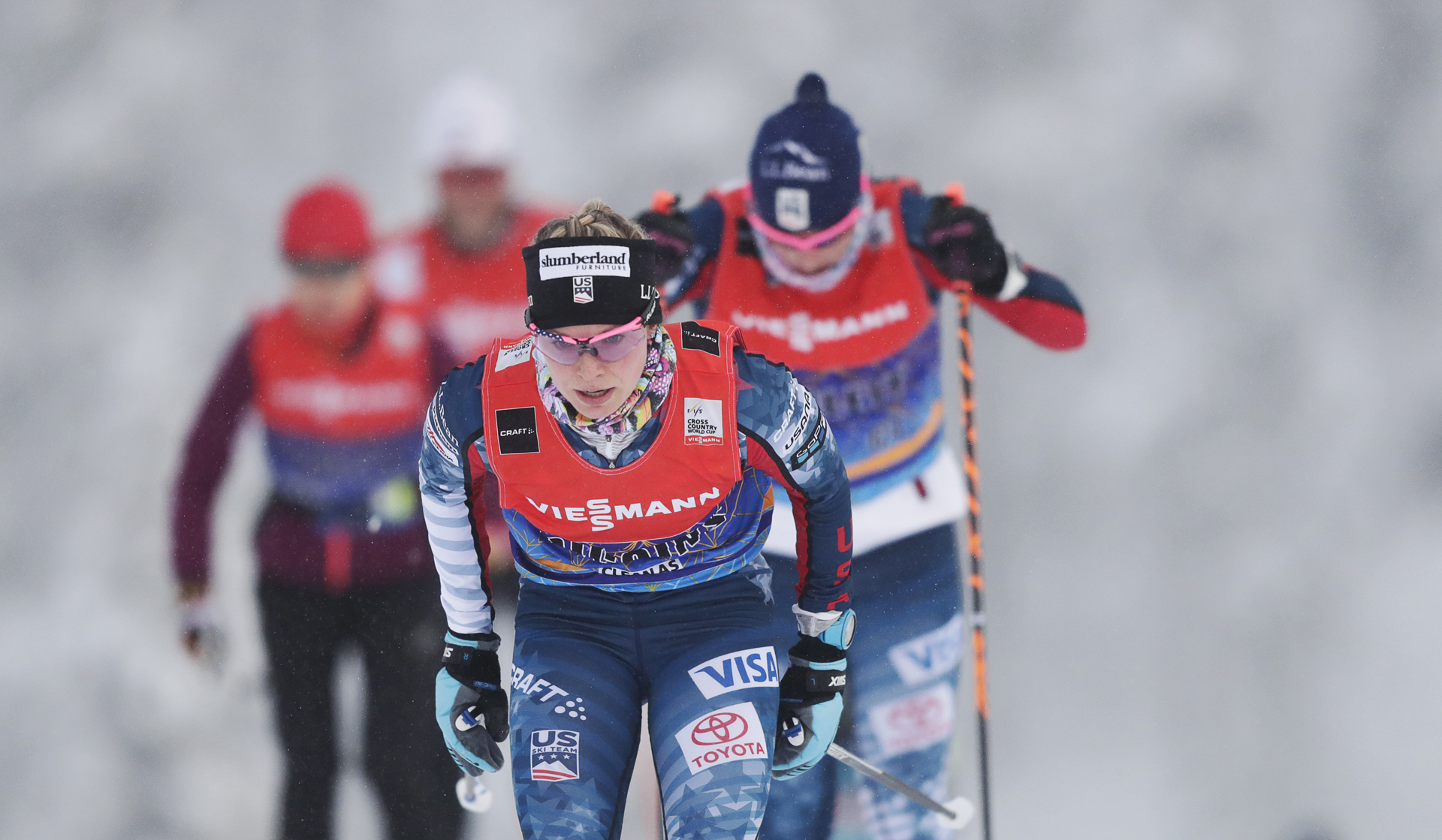 The young biathlete showed great promise. The next day, she was found dead in her parents&#39