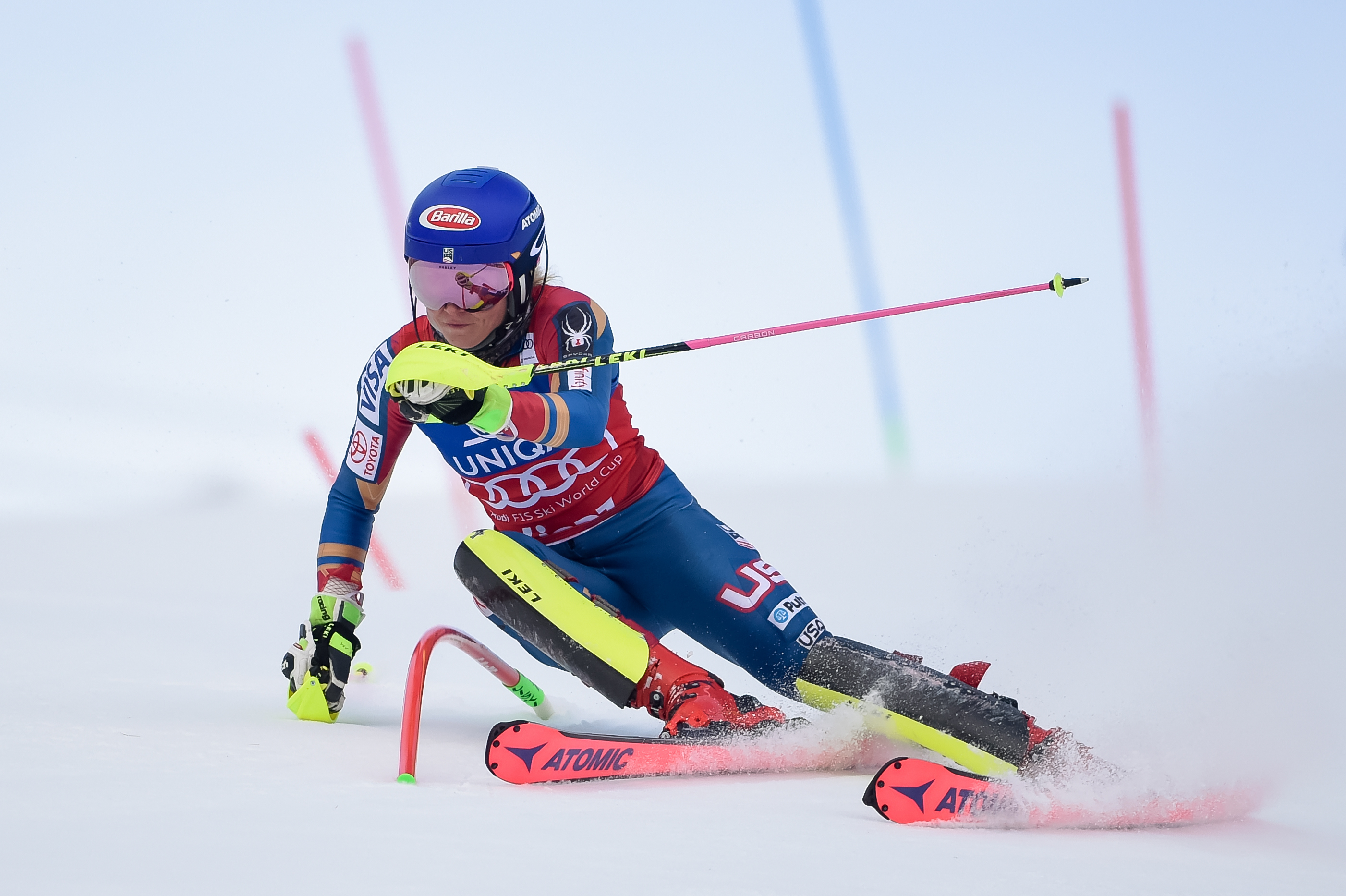 World Cup Victory No 36 For Shiffrin