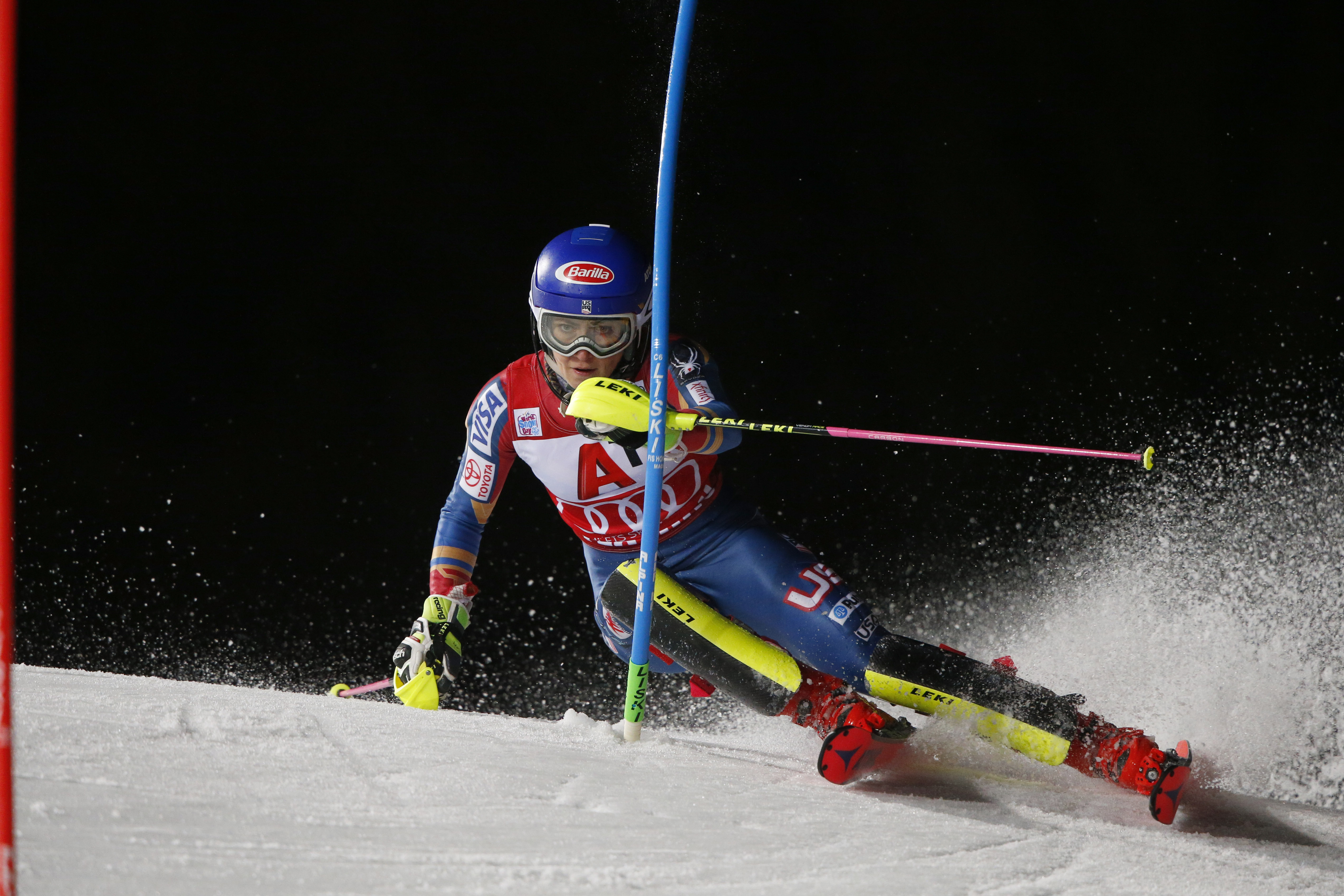 Victory 41 for Shiffrin