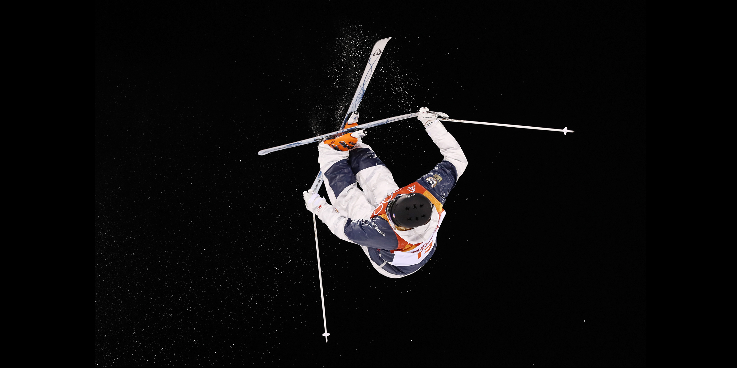 Casey Andringa finished fifth in the moguls finals at the 2018 Olympic Winter Games at Phoenix Snow Park Monday. (Getty Images - Cameron Spencer)