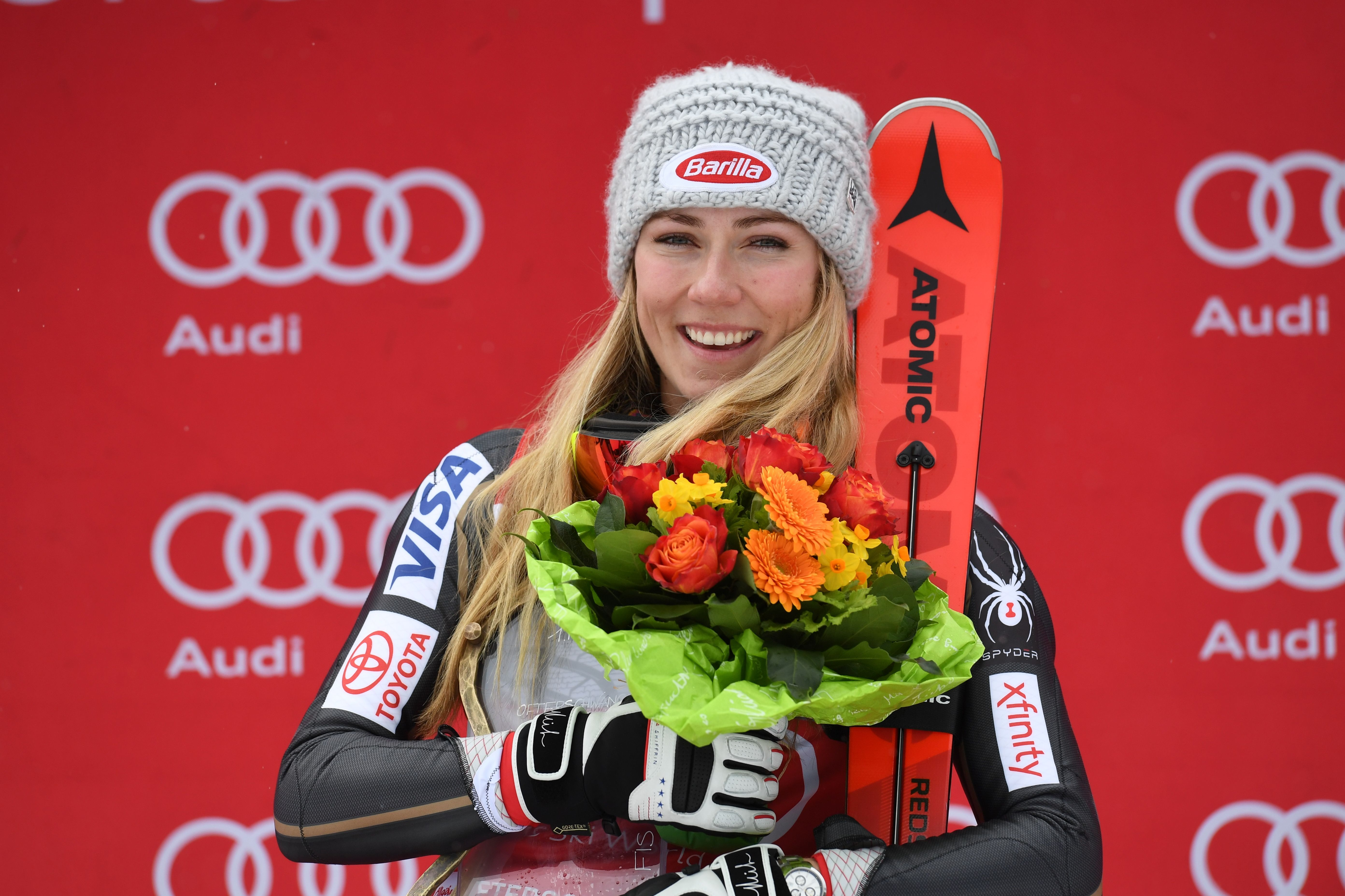 Mikaela Shiffrin Featured on Adweek Cover