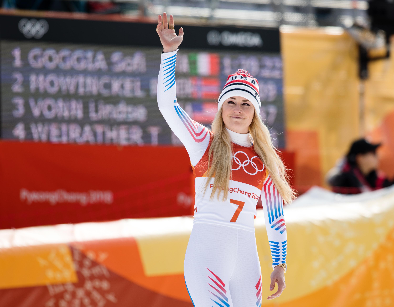 Vonn: U.S. Ski & Snowboard