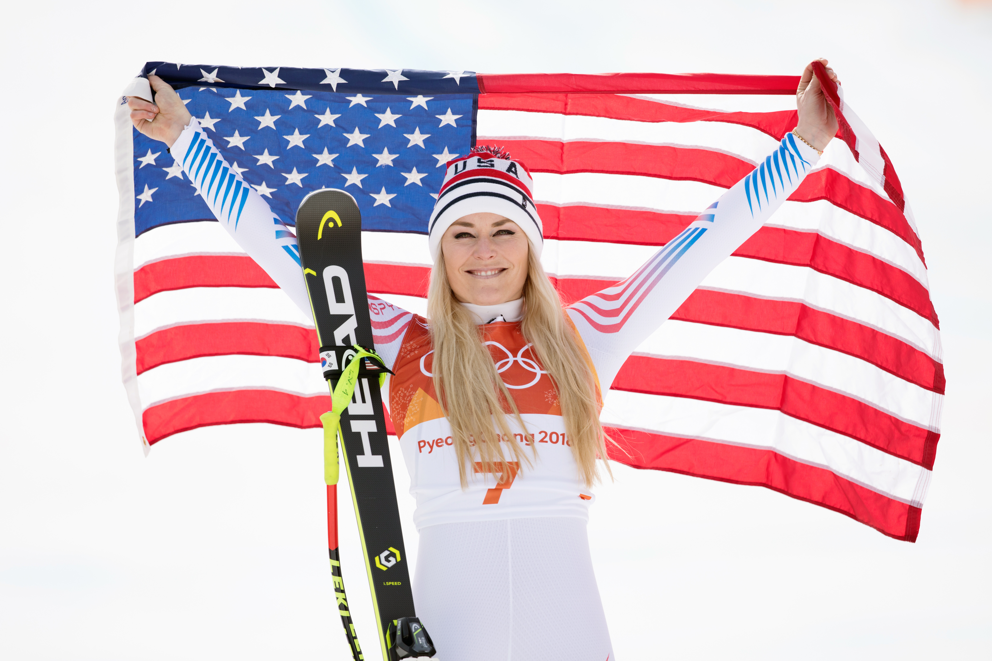 Lindsey Vonn Featured in TIME