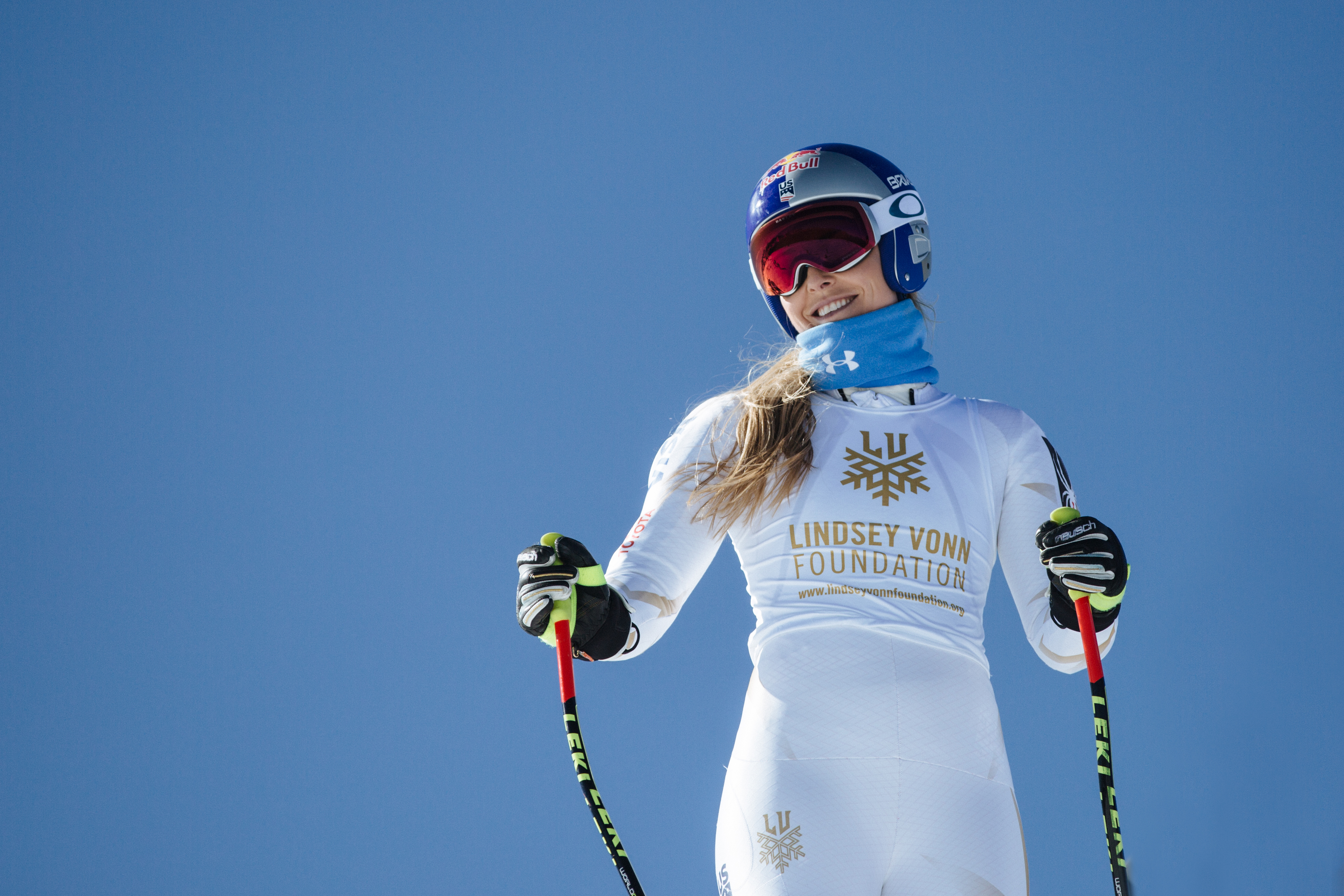 Vonn To Skip Lake Louise World Cup Due To Injury