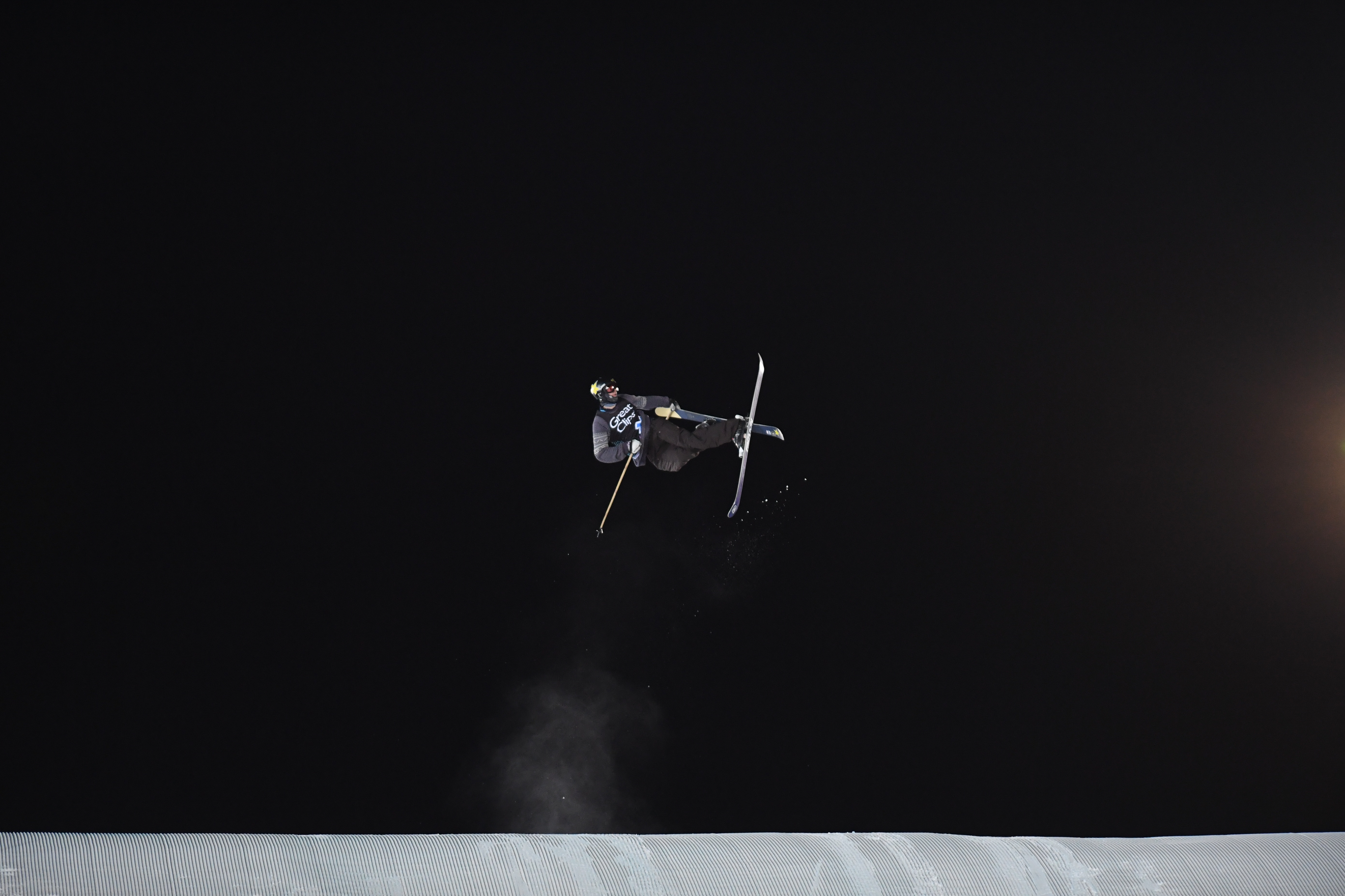 Alex Hall at the 2019 Aspen X Games