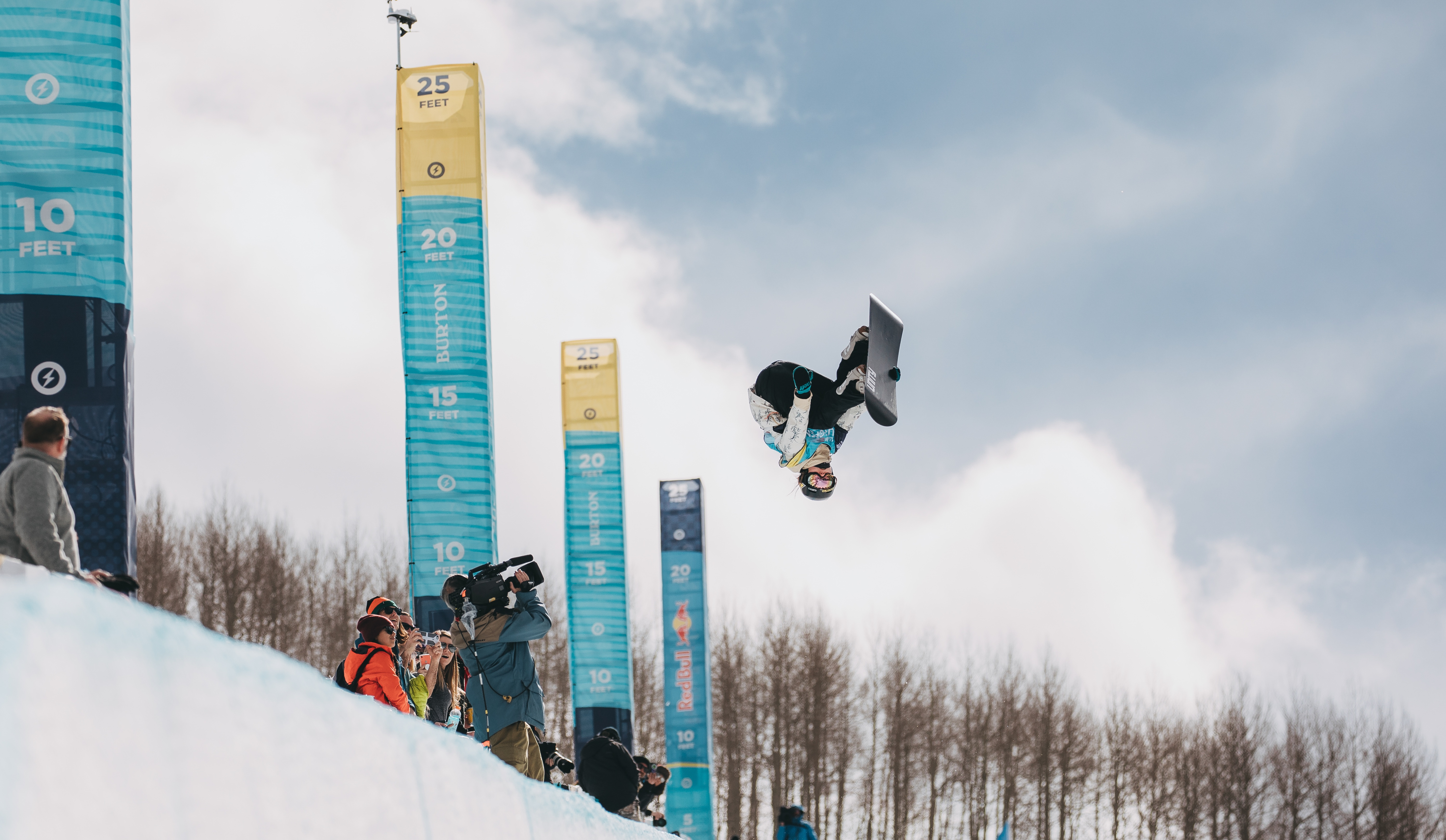 Arielle Gold at Vail