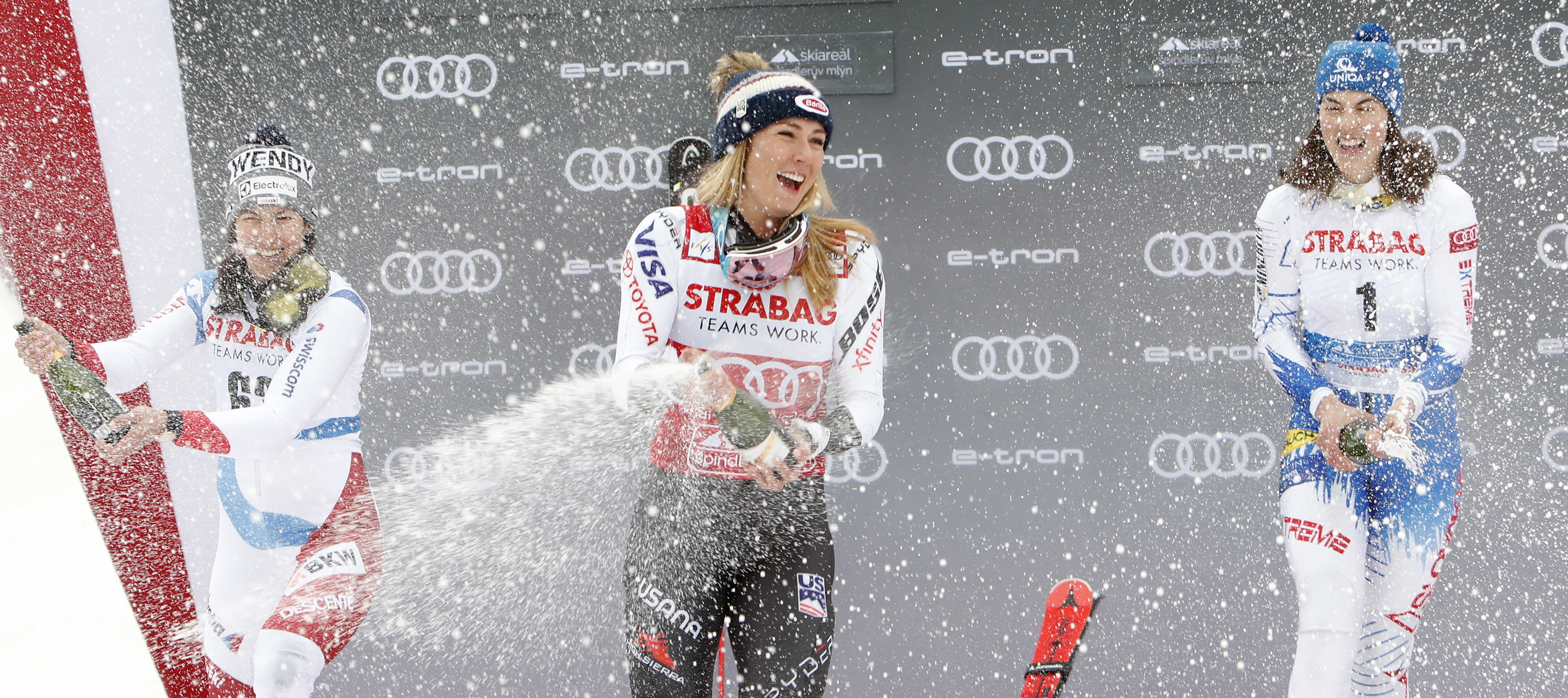 Mikaela Shiffrin Goes for Two More Globes
