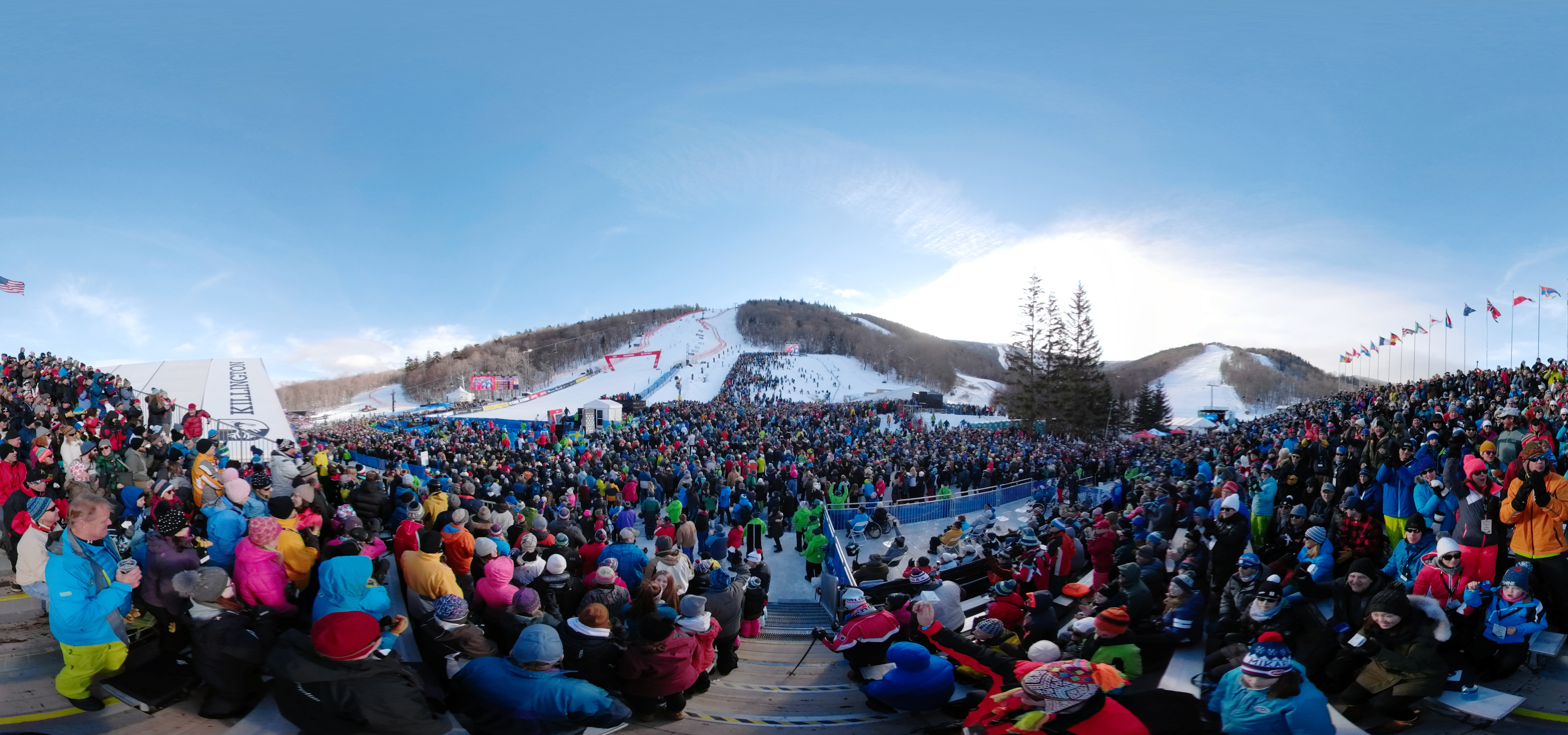 World Cup Returns to Killington Through 2020