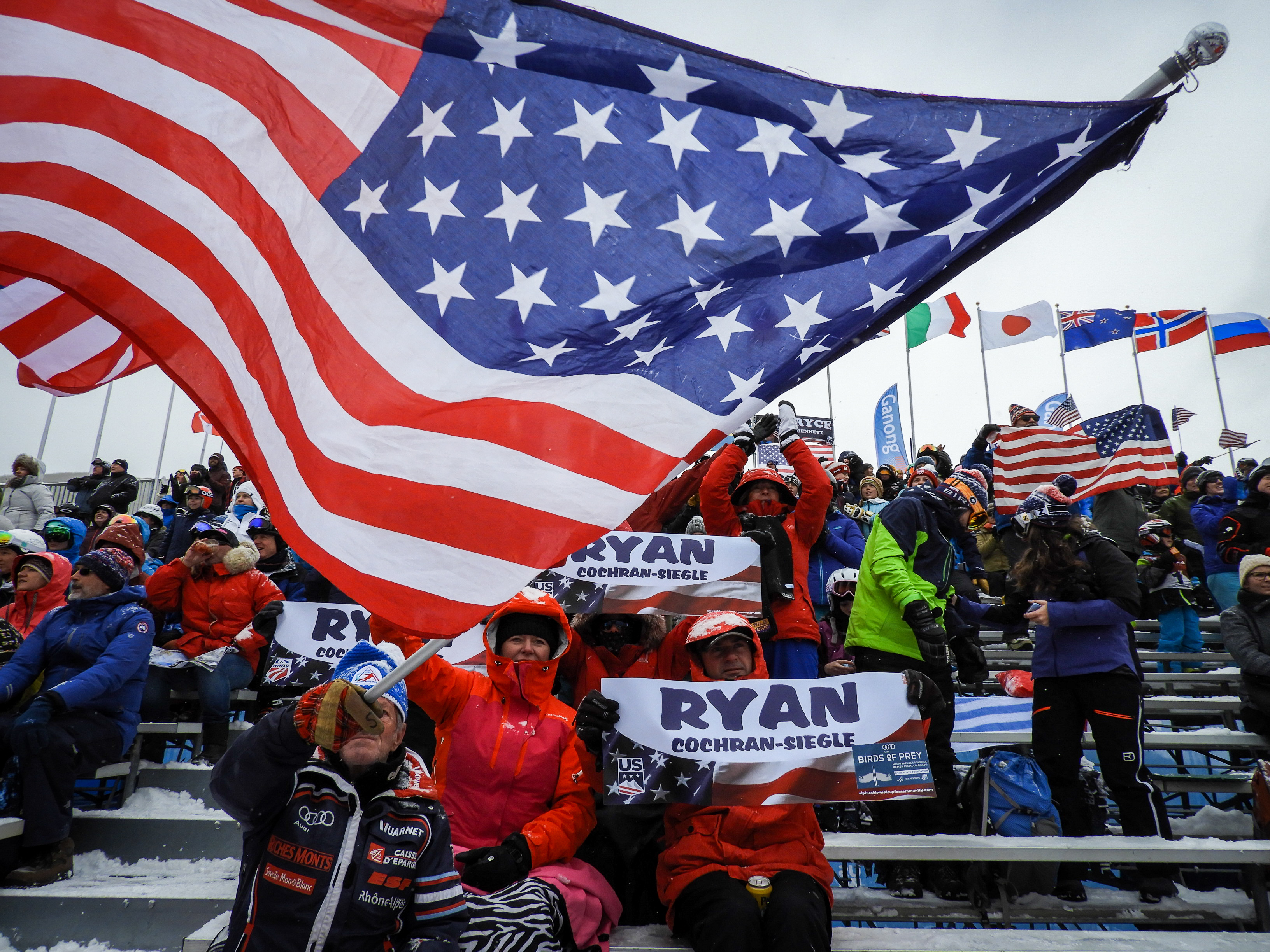 Land Rover U.S. Alpine Ski Team Named