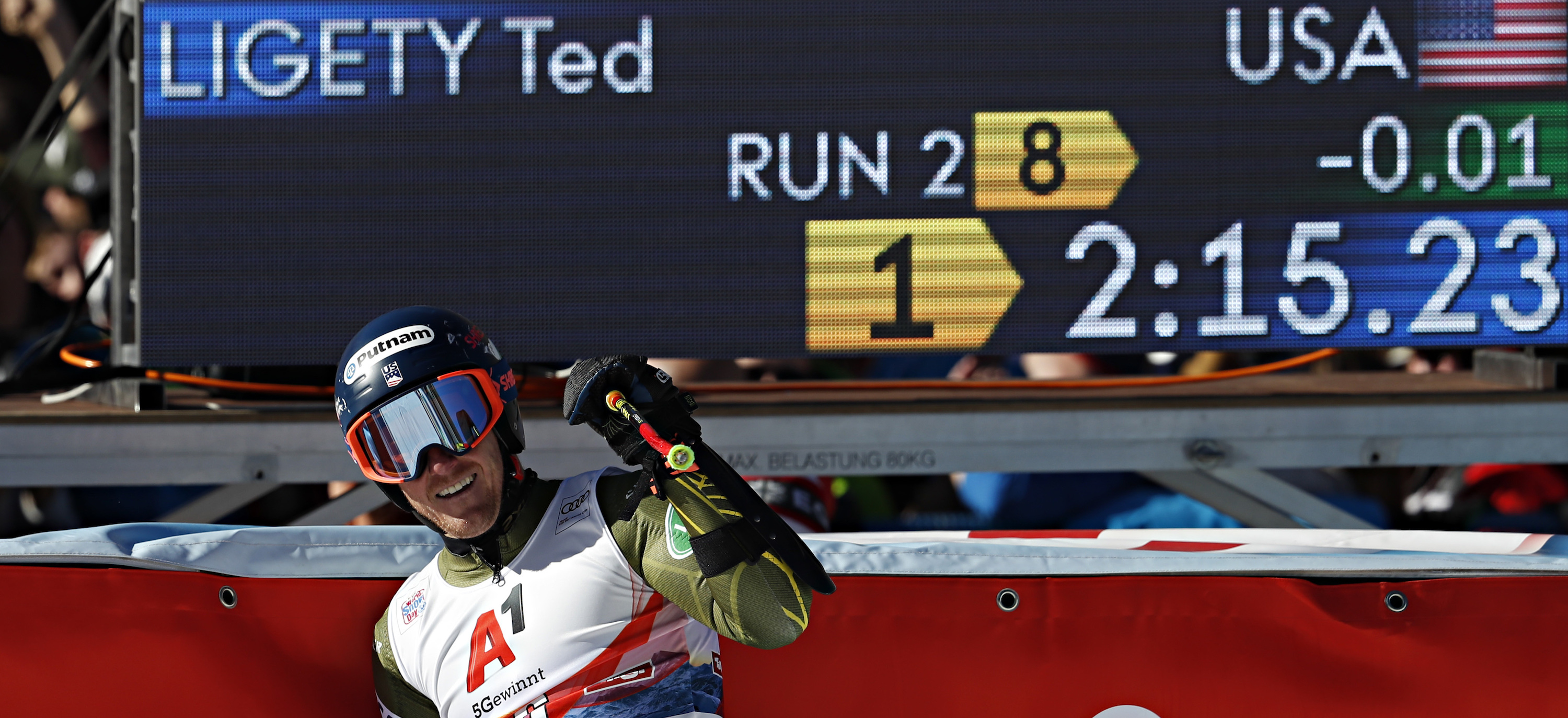 Ted Ligety Goggles for Docs