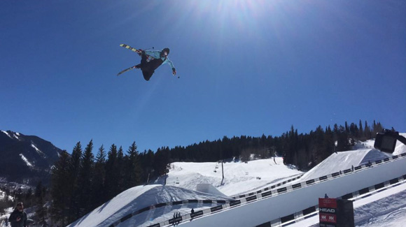 Halfpipe competitor image