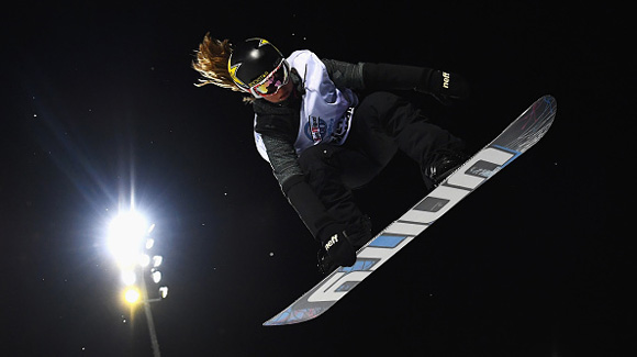 Gold Leads US At World Champs Halfpipe