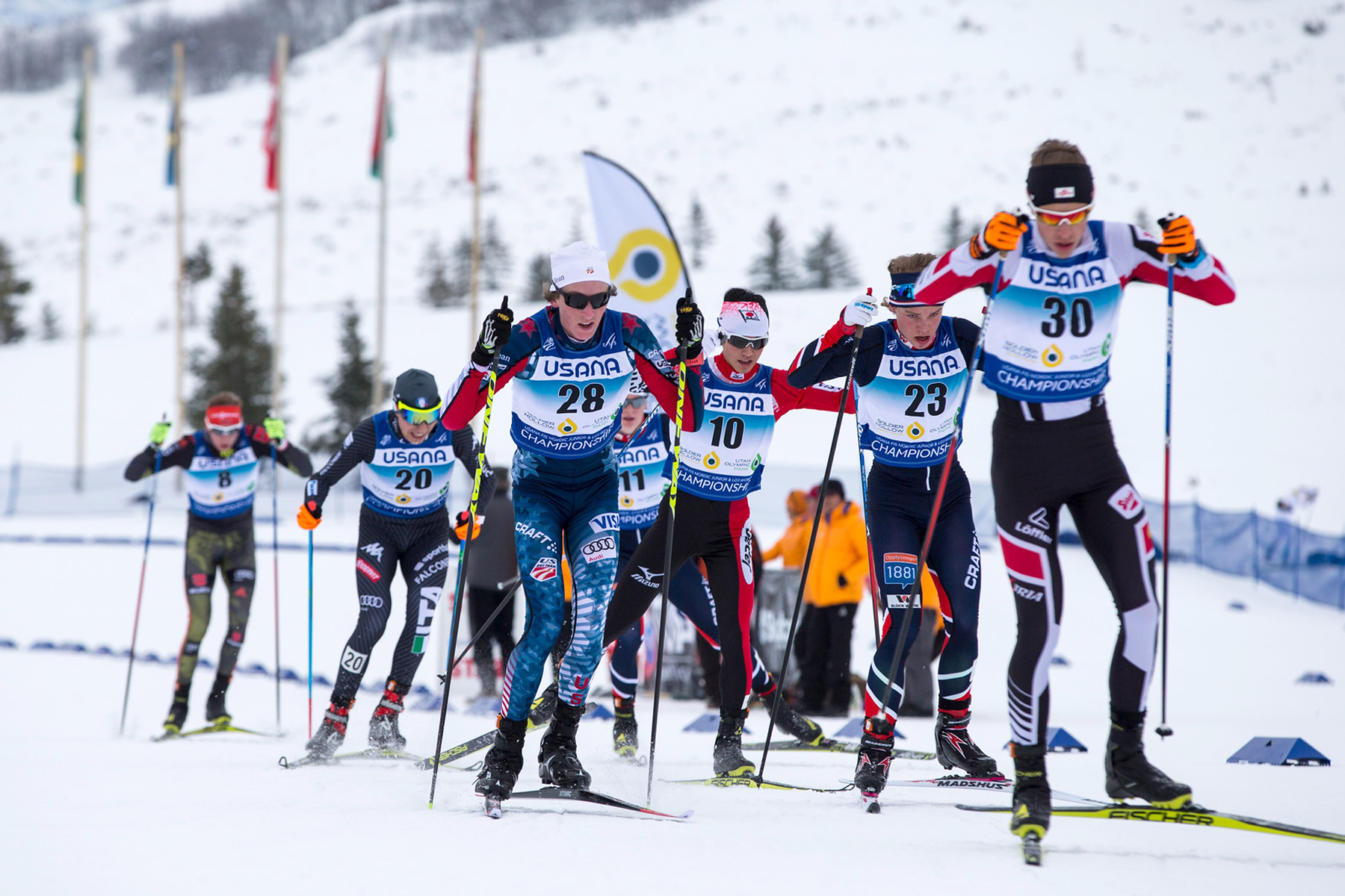 Nordic Combined Junior World Championships Criteria
