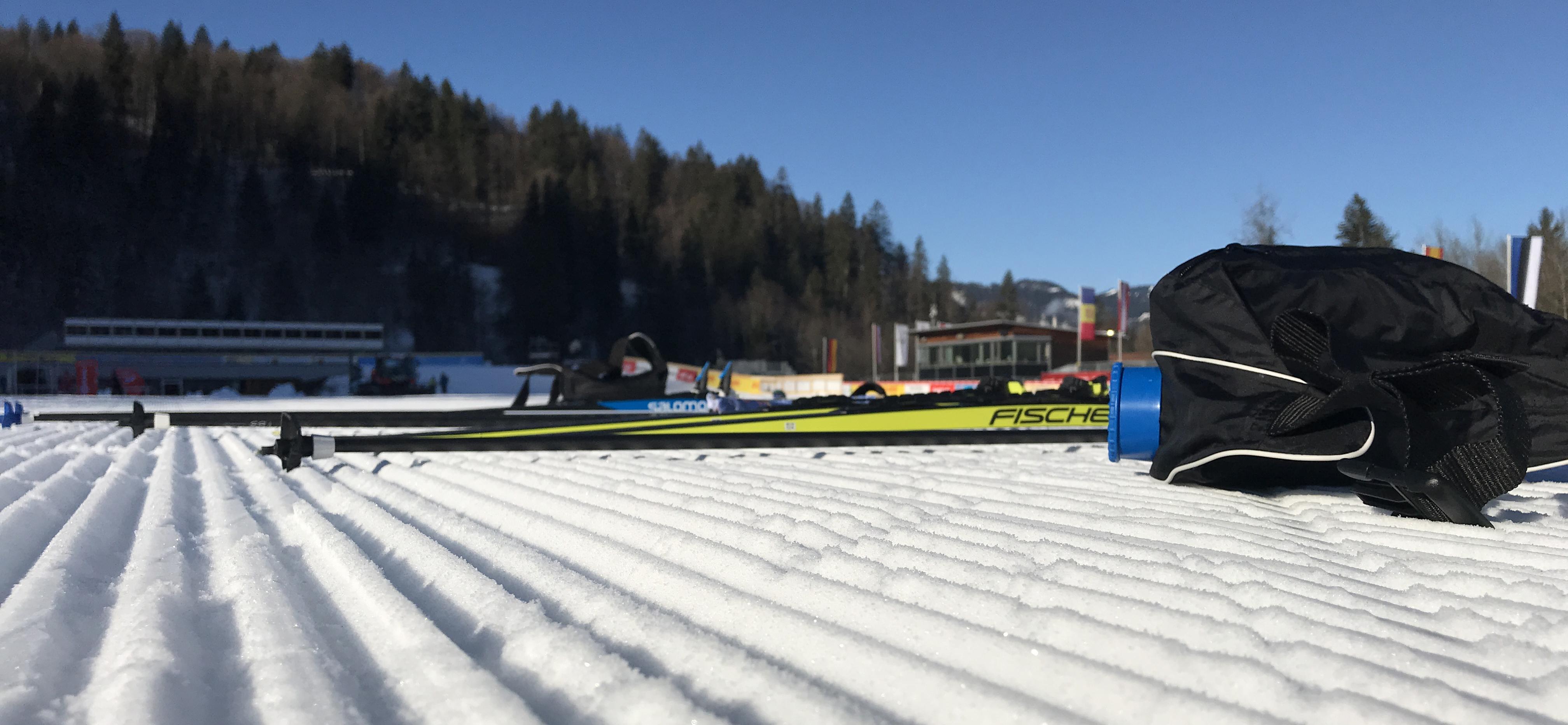 Yellow Universal Ski Wax 80 Gram bar Low Fluorocarbon Made in America Fast Wax
