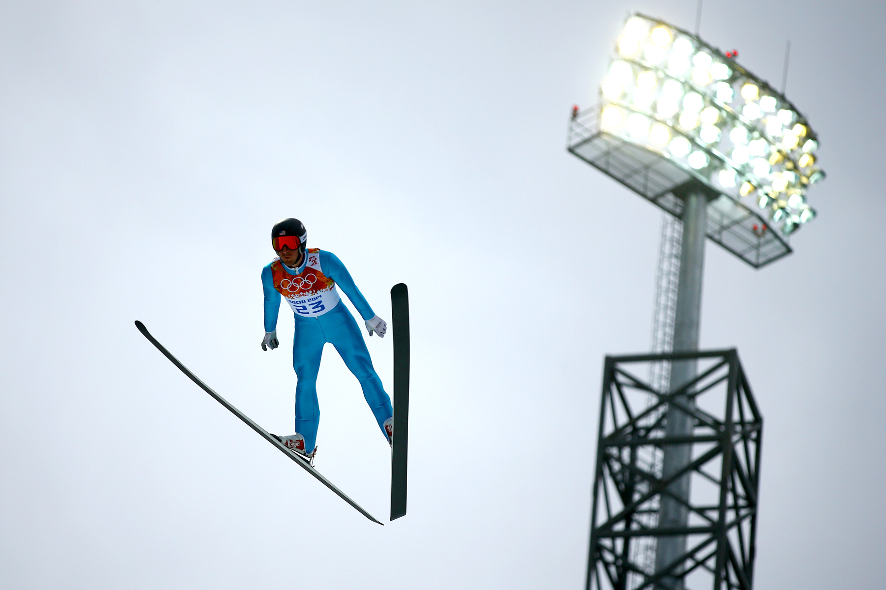 Olympic Winter Games Nordic Combined Criteria
