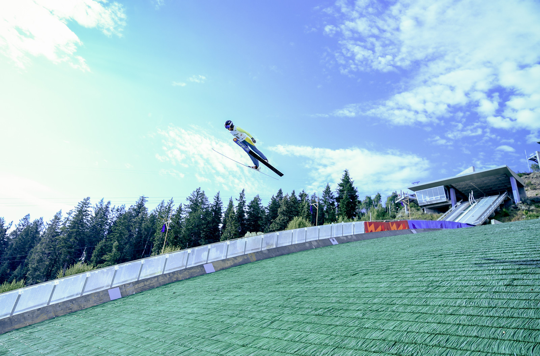 Ski Jumping Junior World Championships Criteria