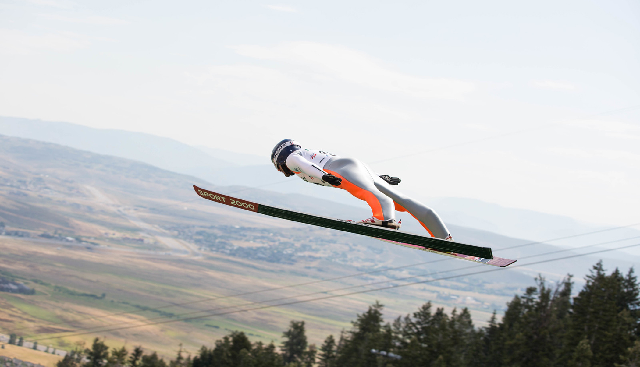 Olympic Winter Games Ski Jumping Criteria