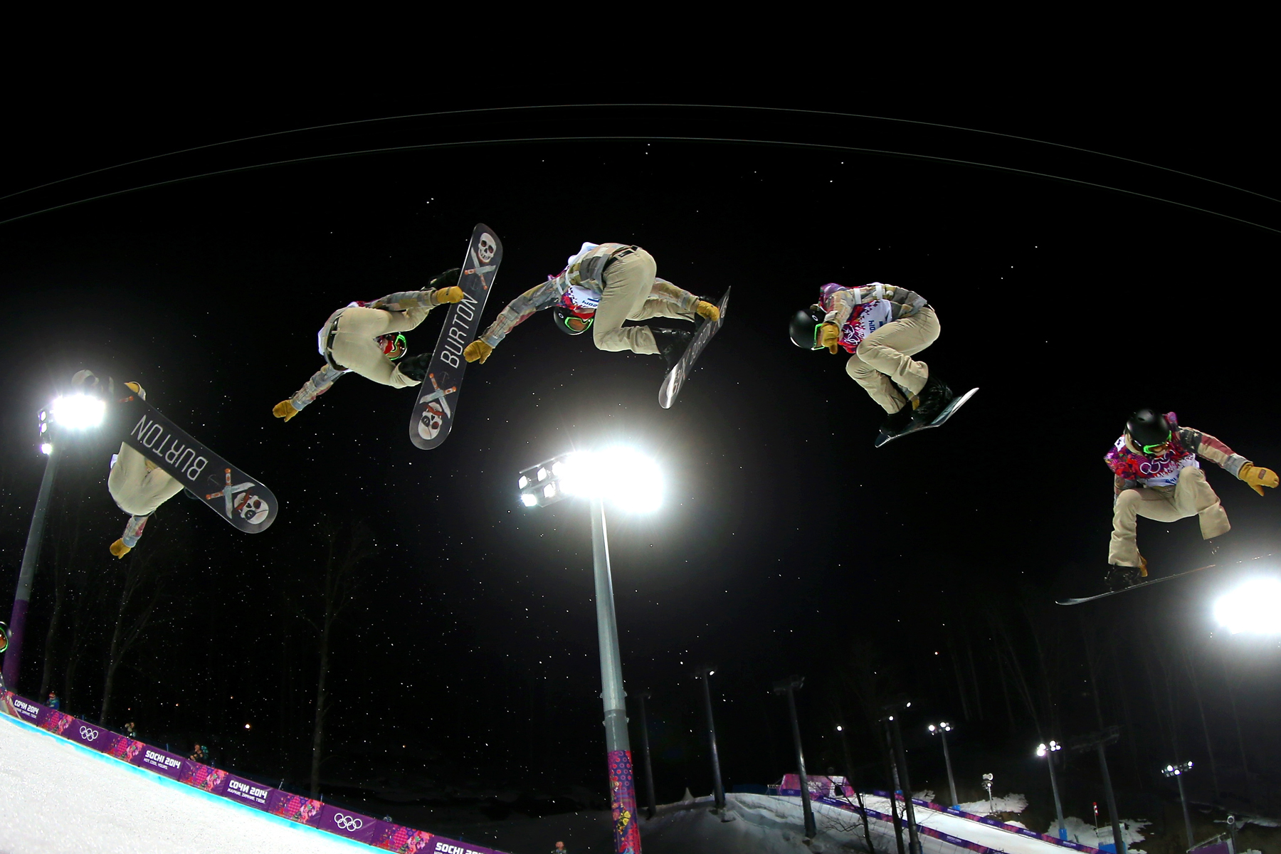 Olympic Winter Games Snowboarding Criteria