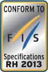 Helmet FIS logo
