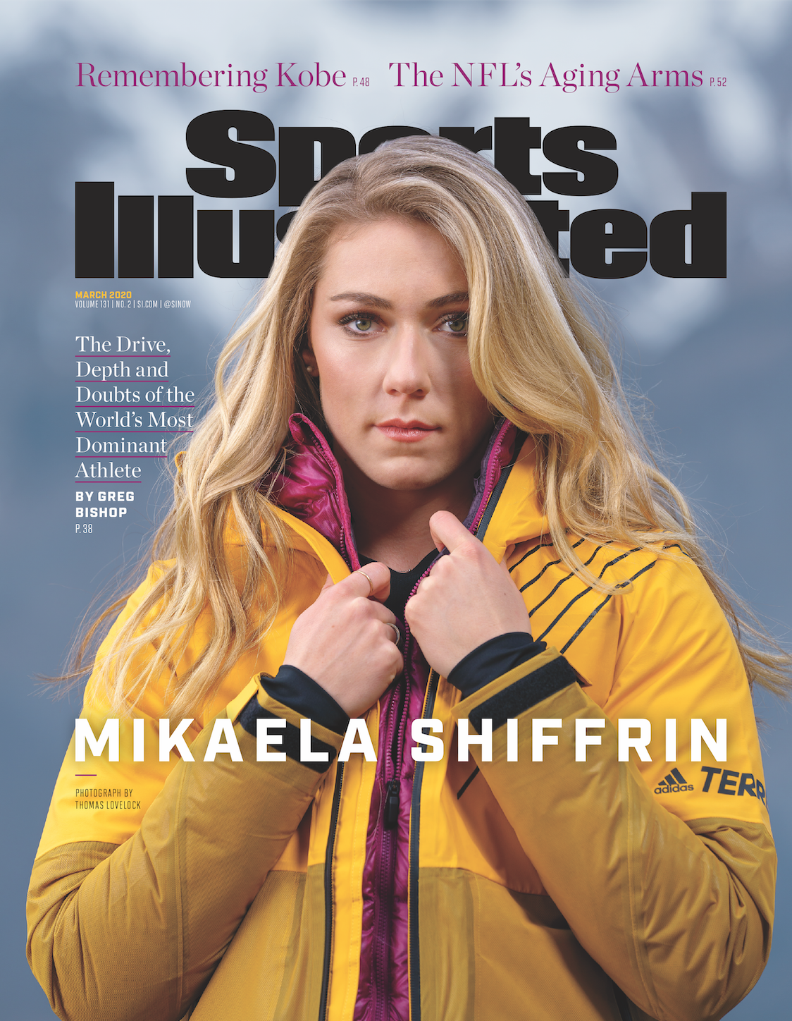 March Sports Illustrated Cover