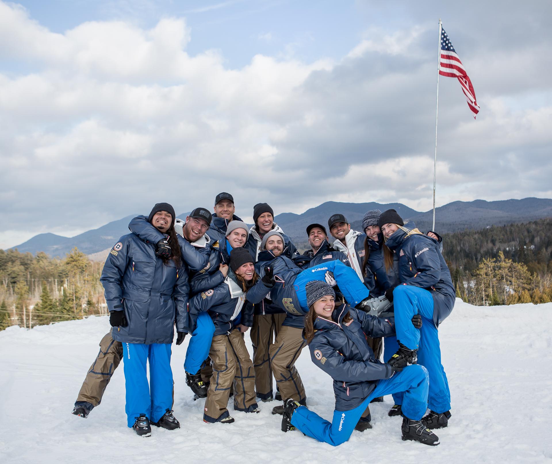 U.S. Aerials Olympic Team