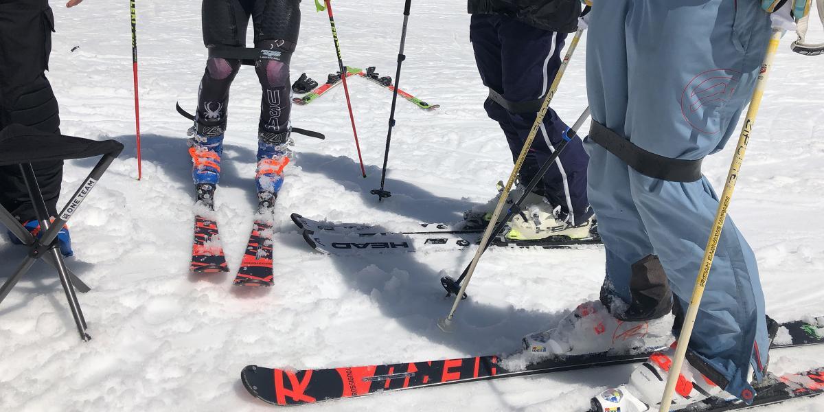 Moguls and Alpine Athletes Find Common Ground