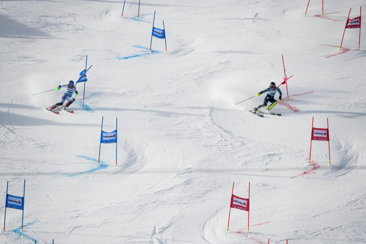 O'Brien Makes Moves in Parallel Slalom and Scores Points in Third Discipline