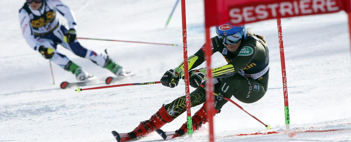 Shiffrin Maintains Overall Lead, O'Brien Career-Best 11th in Controversial PGS Debut
