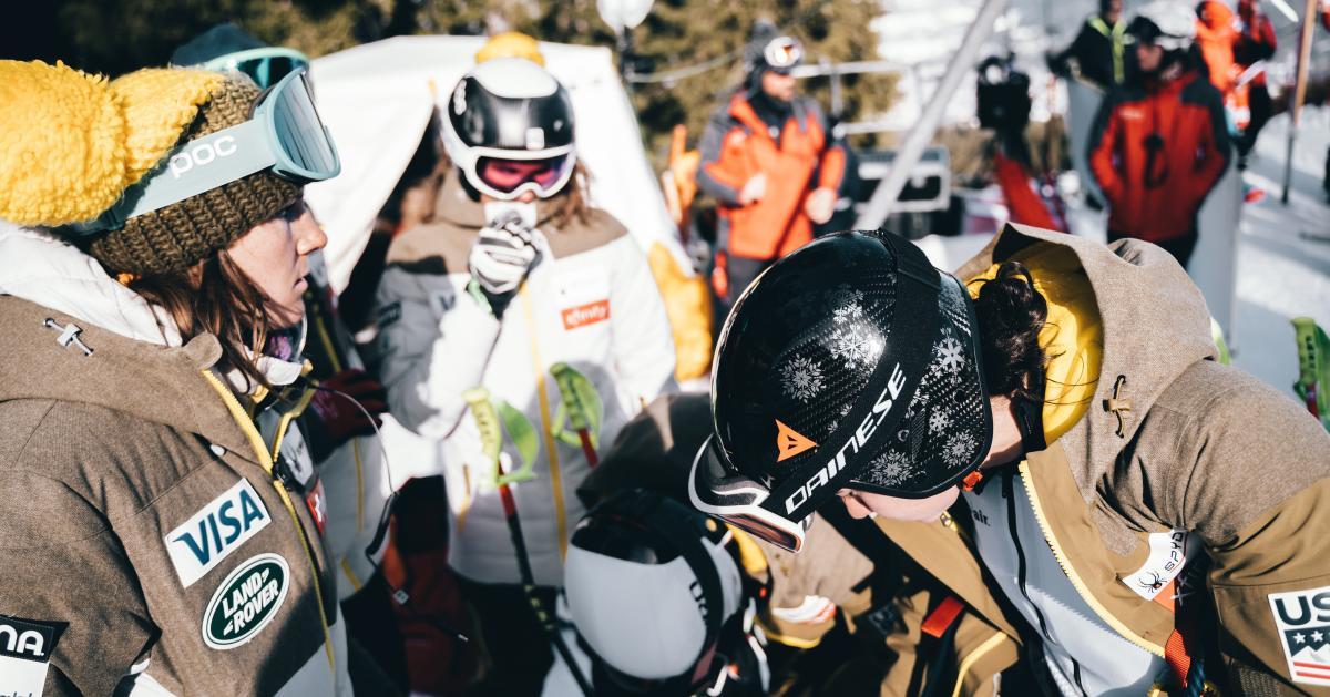 Women's Alpine in Crans-Montana; Men's Tech in Yuzawa Naeba