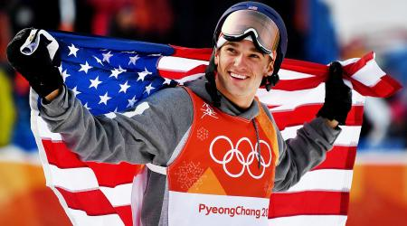 Nick Goepper Olympic silver