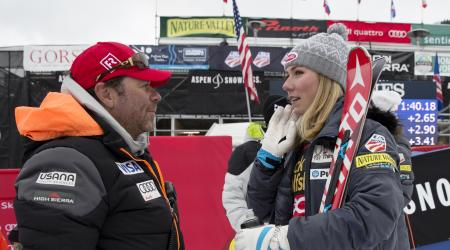 Patrick Riml has led some of the most successful athletes in U.S. Ski & Snowboard history, including Mikaela Shiffrin. (U.S. Ski & Snowboard)