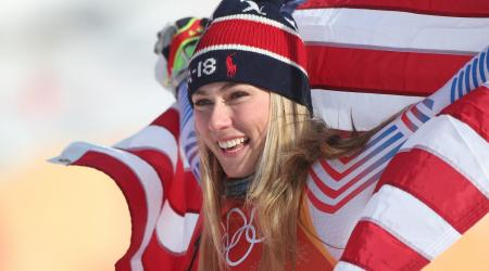 2x Olympic Champion Mikaela Shiffrin is up for two ESPYS nominations