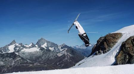 Olivia Giaccio  Zermatt Training Camp