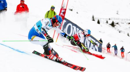 Vlhova and Shiffrin