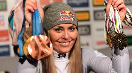 Lindsey Vonn on HBO Exclusive