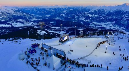 Laax, Switzerland
