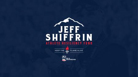 Jeff Shiffrin Athlete Resiliency Fund