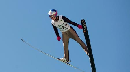 Ski Jumping/Nordic Combined Training System
